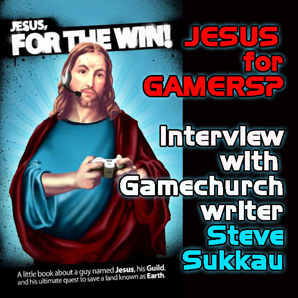 Geek of the Week: Steven Sukkau from gamechurch.com