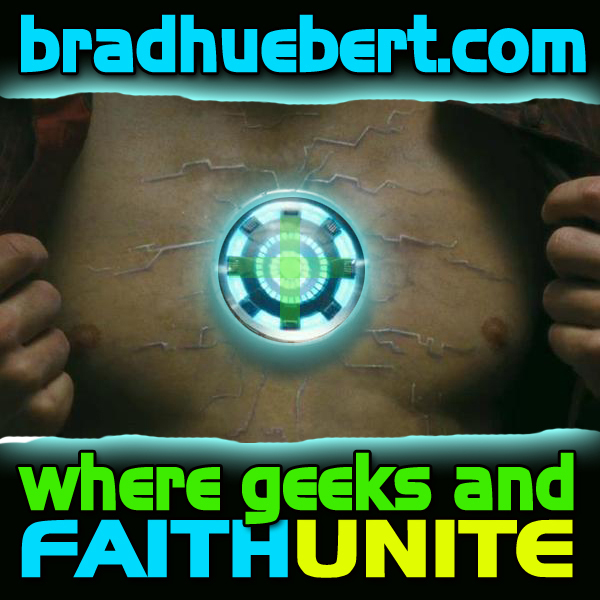 Where Geeks and Faith unite: Bradhuebert.com
