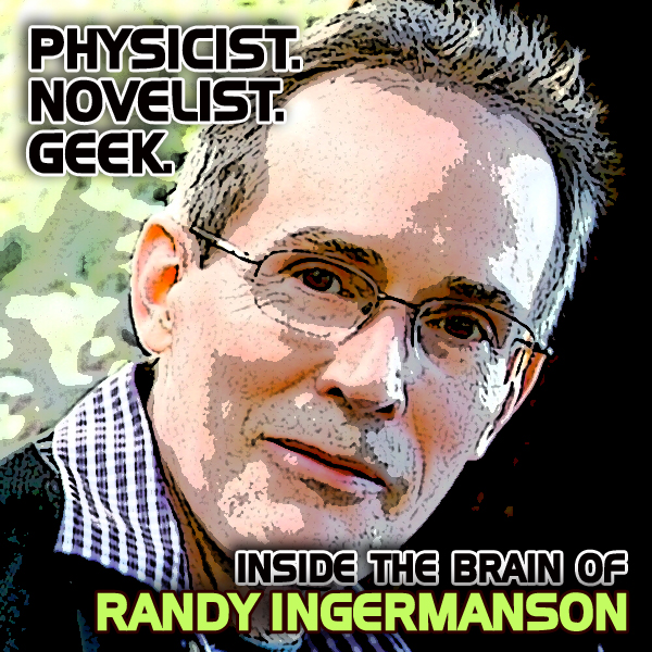 Geek of the Week: Physicist and novelist Randy Ingermanson