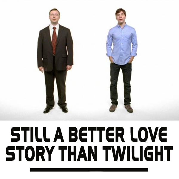 Mac Vs. PC: Still a Better Love Story Than Twilight