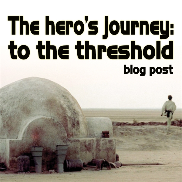 How to Insert Your Walk with God into the Hero's Journey