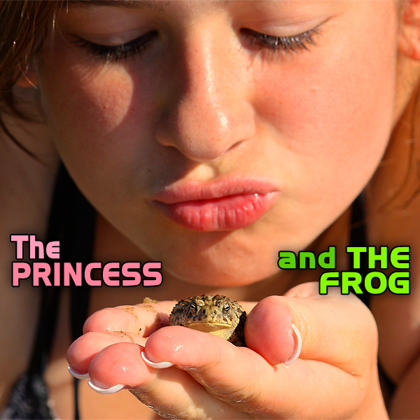 Calling all Princesses: Relationship Advice From a Former Frog