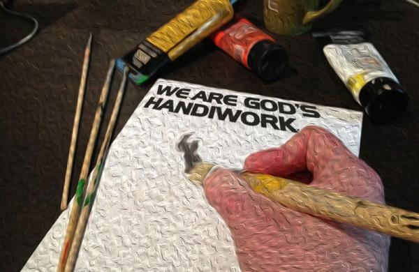 god-handiwork-painting