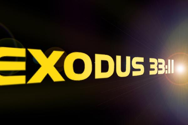 EXODUS-33-11