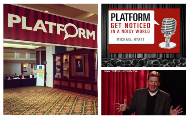 What Michael Hyatt and the NSA are teaching me about Platform
